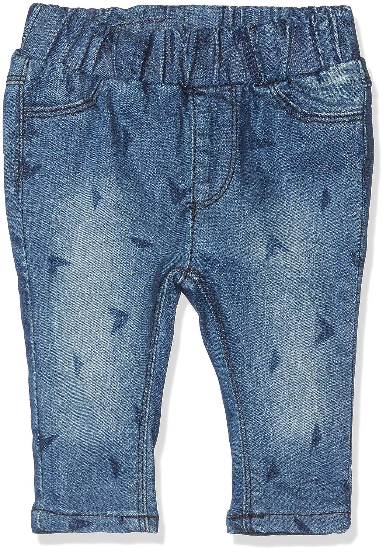 Noppies Baby-Mädchen Jeans G Slim Vista AOP 84669