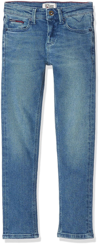 Tommy Hilfiger Boy's Scanton Slim Lbpstr Jeans KB0KB03313