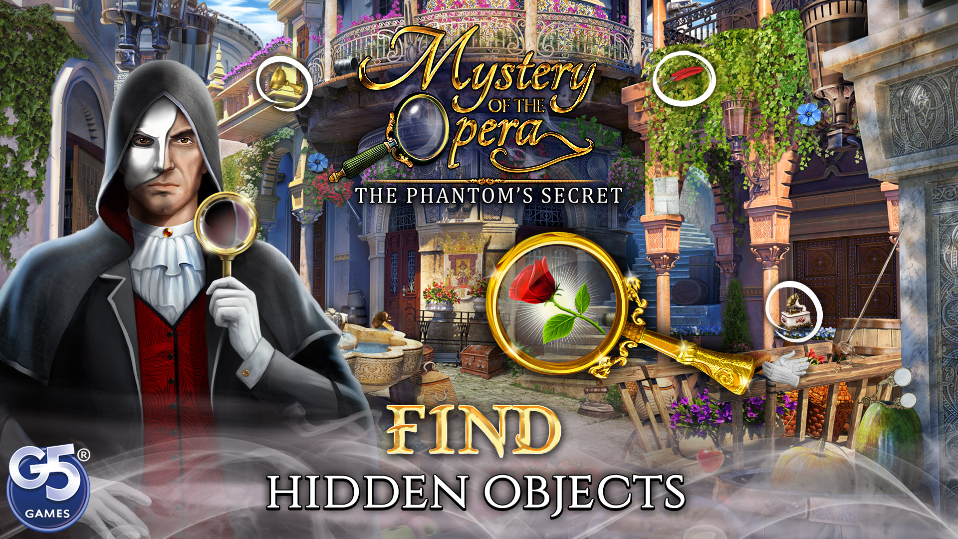 mystery of the opera full android