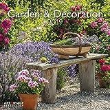 Garden & Decoration 2019 - Gartenkalender, Landschaftskalender, Naturkalender  -  30 x30 cm