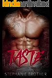 TASTE: A Stepbrother Romance