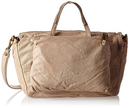 Marc O Polo Women 70117420302100 Bag Beige Size  One Size  Amazon.co ... d4e8b110435d4