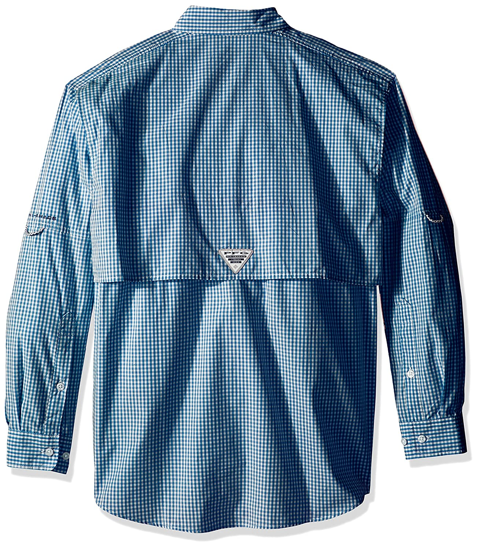 Columbia Men/'s Super Bonehead Classic Long Sleeve Fishing Shirt