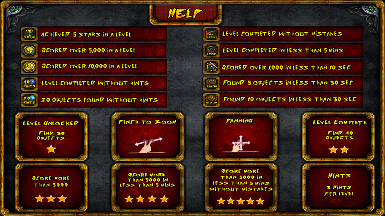 R.I.P. - Find Hidden Object Game [Download]