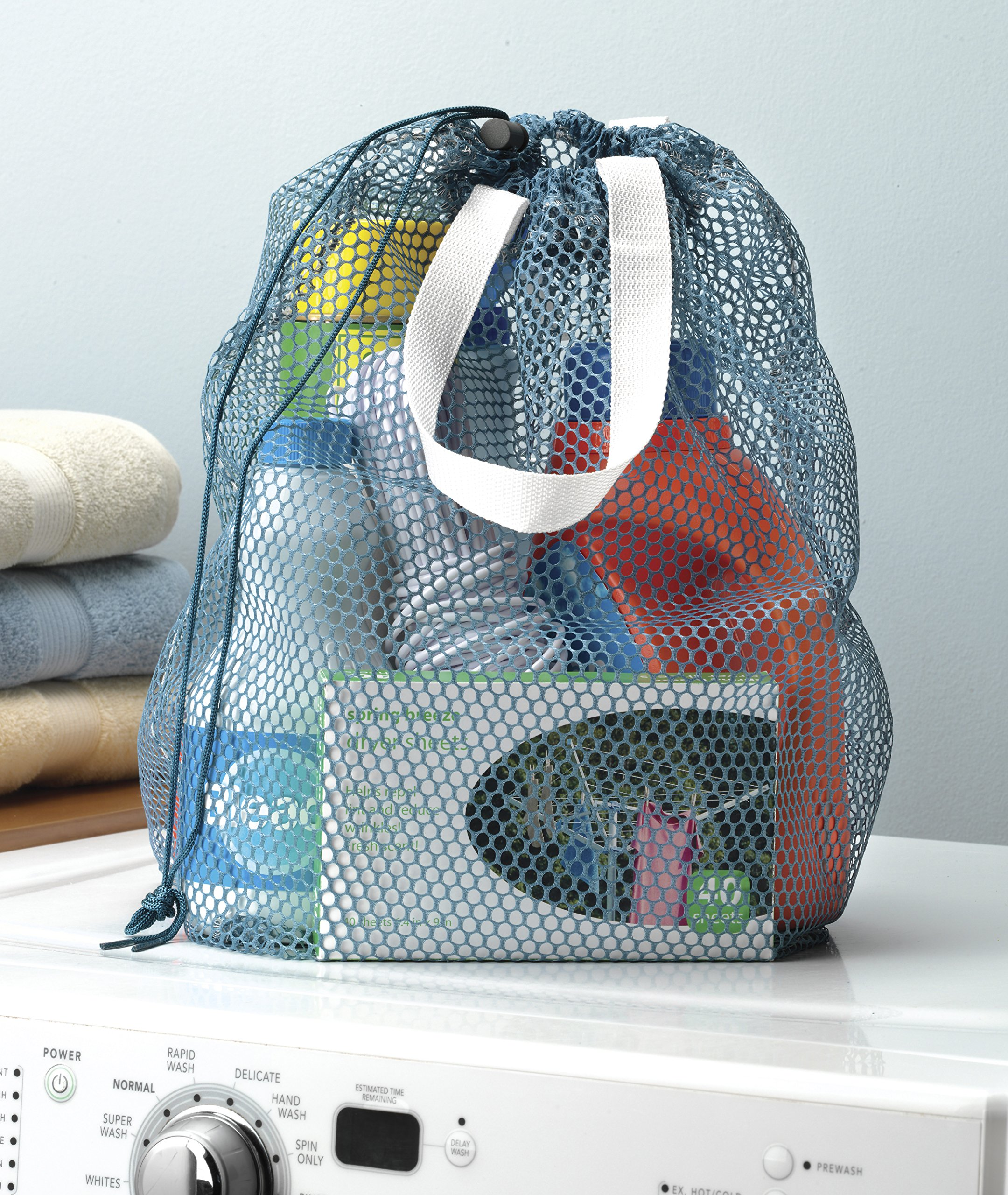 Whitmor Mesh Tote Bag with Handles by Whitmor (Image #3)