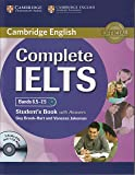 Complete Ielts Bands 6.5 - 7.5: Students Book with Answers with 2 Audio CDs and CD-ROM: Students Book with Answers (with CD)