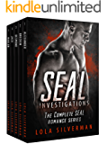 SEAL INVESTIGATIONS: A 5-Books SEAL Romance Series