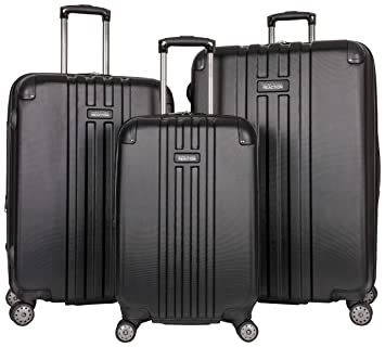 Reaction Kenneth Cole Three Piece Luggage Set