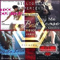 Billionaire Experience: Romance For Mature Women (4 Book Box Set 1) (English Edition)