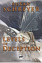 Levels Of Deception: Thea Campbell Mystery Book 2 (Thea Campbell Mysteries) Kindle Edition