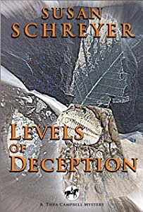 Levels Of Deception: Thea Campbell Mystery Book 2 (Thea Campbell Mysteries)