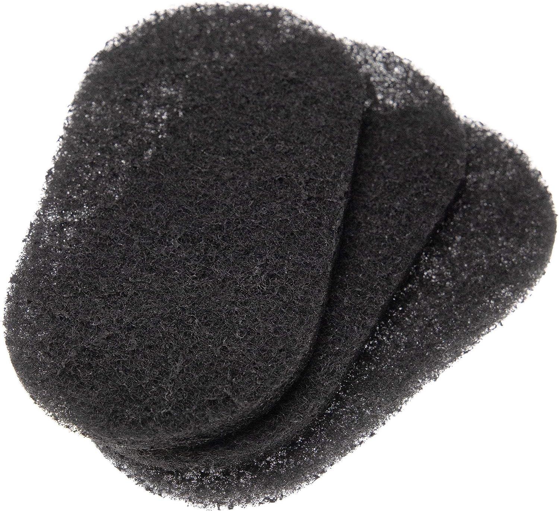 vhbw filtre /à charbon actif filtre compatible avec Seb FR4000 Fryn Twist FR402100//12A FR402 FR401900//12 FR401 Simply Invents friteuses