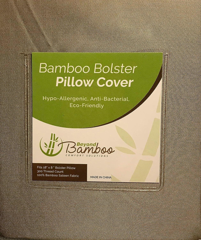 Amazon.com: Beyond - Funda de almohada de bambú: Home & Kitchen