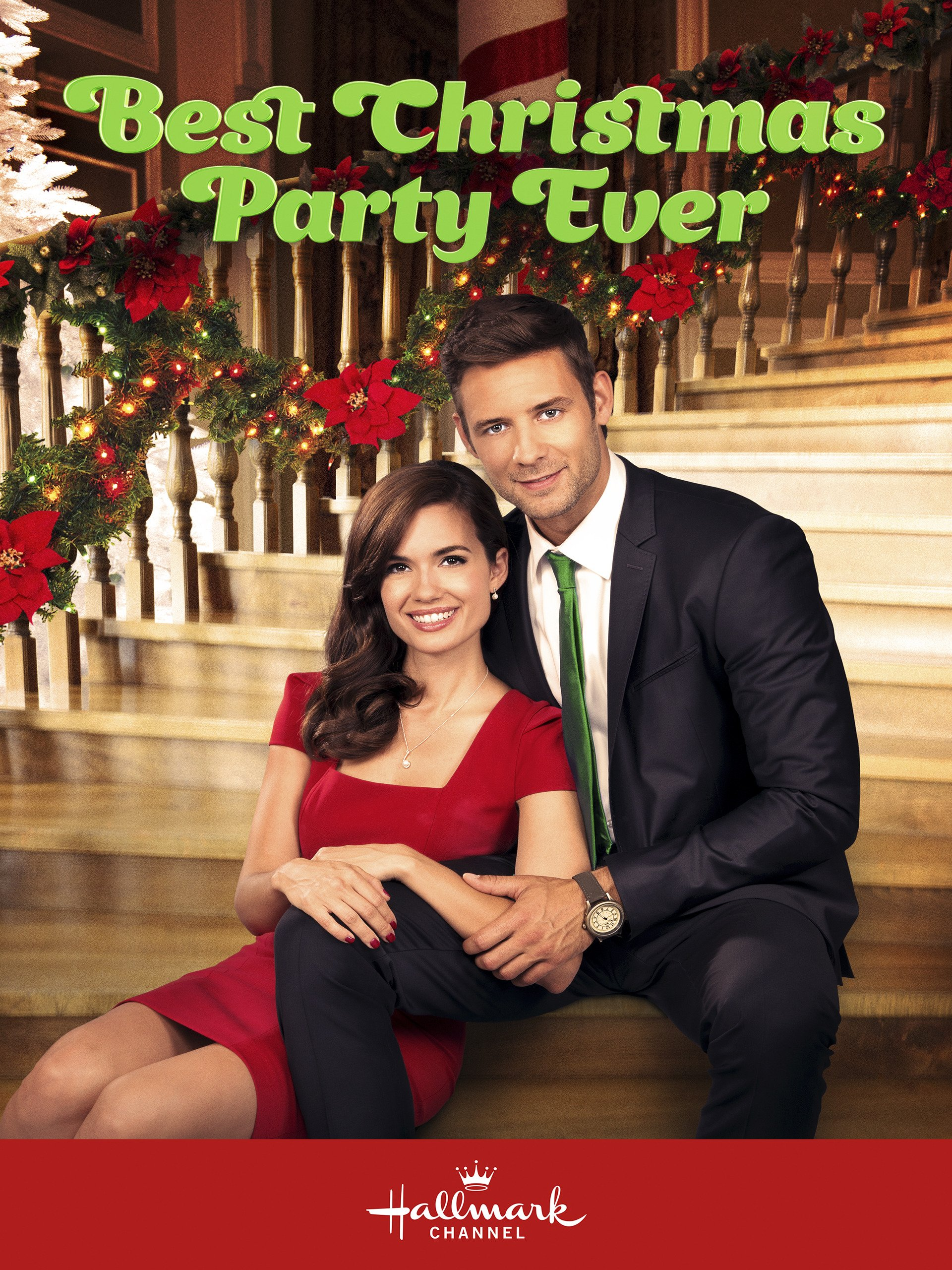 Amazon.com: Best Christmas Party Ever: Torrey DeVitto, Steve Lund ...