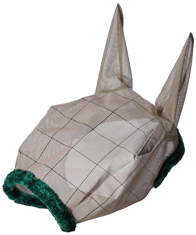 Arab Farnam SuperMask II Classic Horse Fly Mask with Ears, Arabian size, Assorted