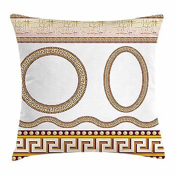Amazon.com: Griego, para el hogar o la oficina, en forma de ...