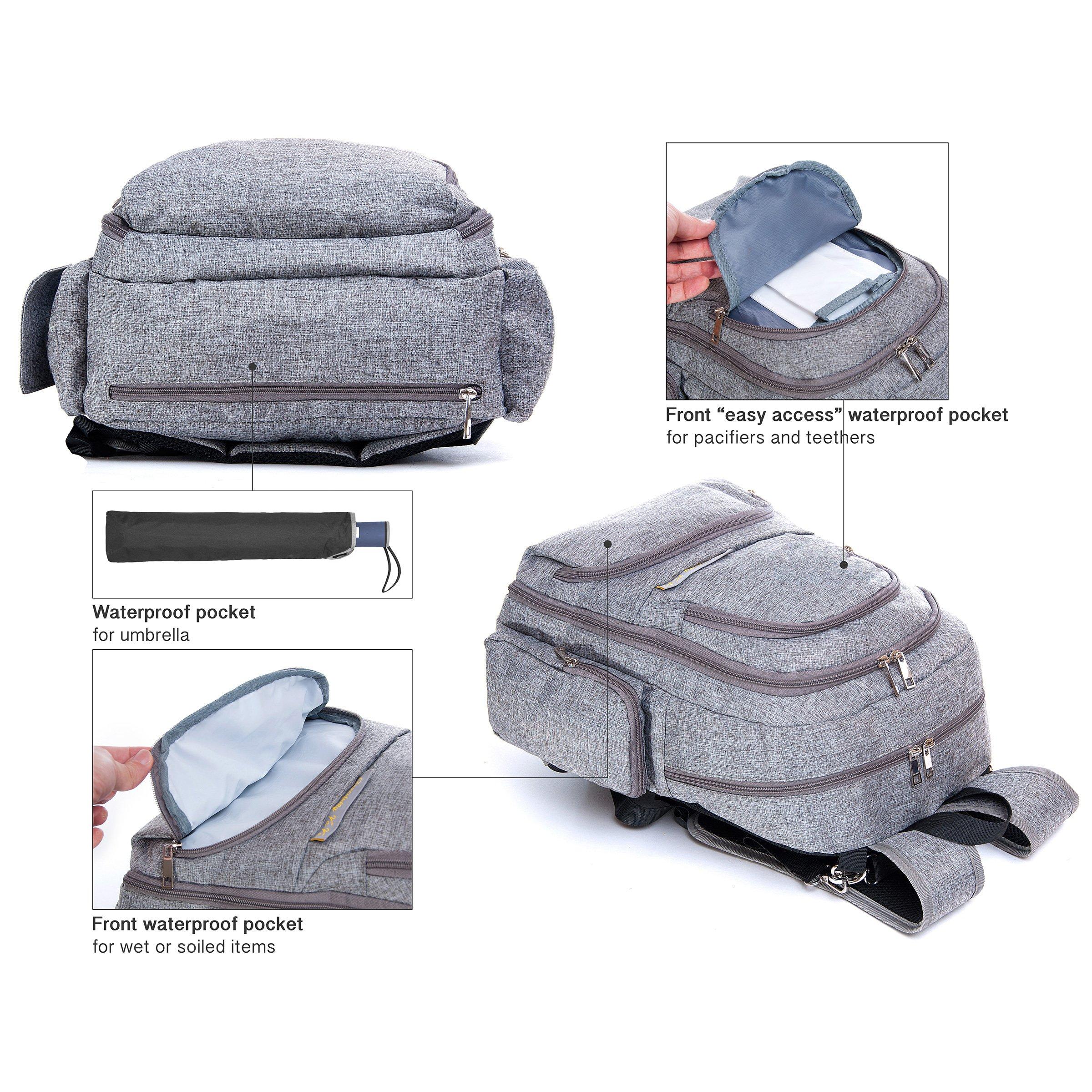 Galleon Yaya S Unisex Diaper Bag Backpack New Handmade
