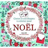 Noël : cartes et enveloppes à colorier