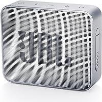 JBL GO2 Bluetooth音箱 IPX7防水/便携/无源*器 黑色 JBLGO2BLK 【日本国内正规产品/附带厂商1年保修JBLGO2GRY
