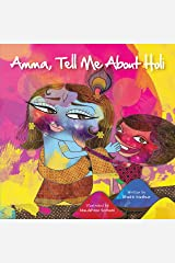 Amma Tell Me about Holi!: 1 Paperback