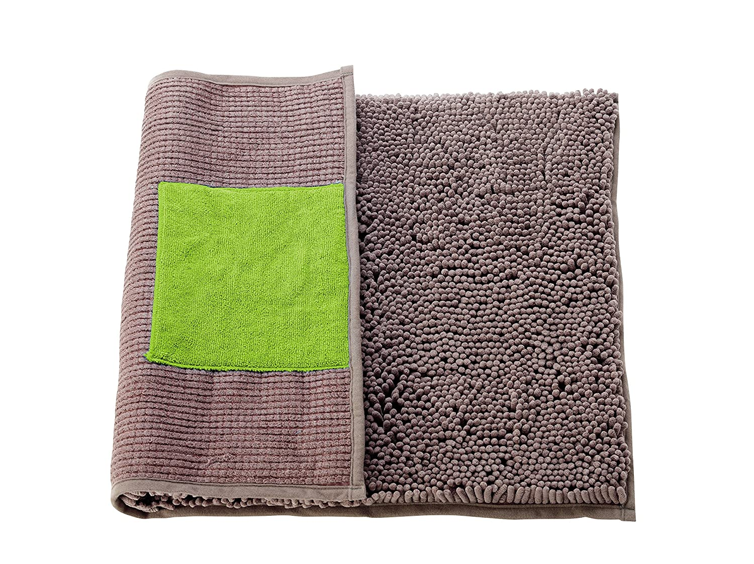 BISSELL DRYDOG Mat 2-in-1 Bath Mat & Towel, 2065A