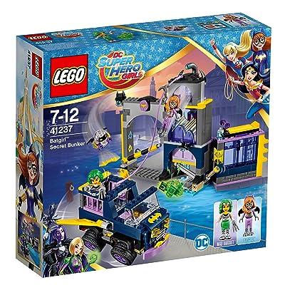 LEGO DC Super Hero Girls - Batgirl Secret Bunker: Toys & Games