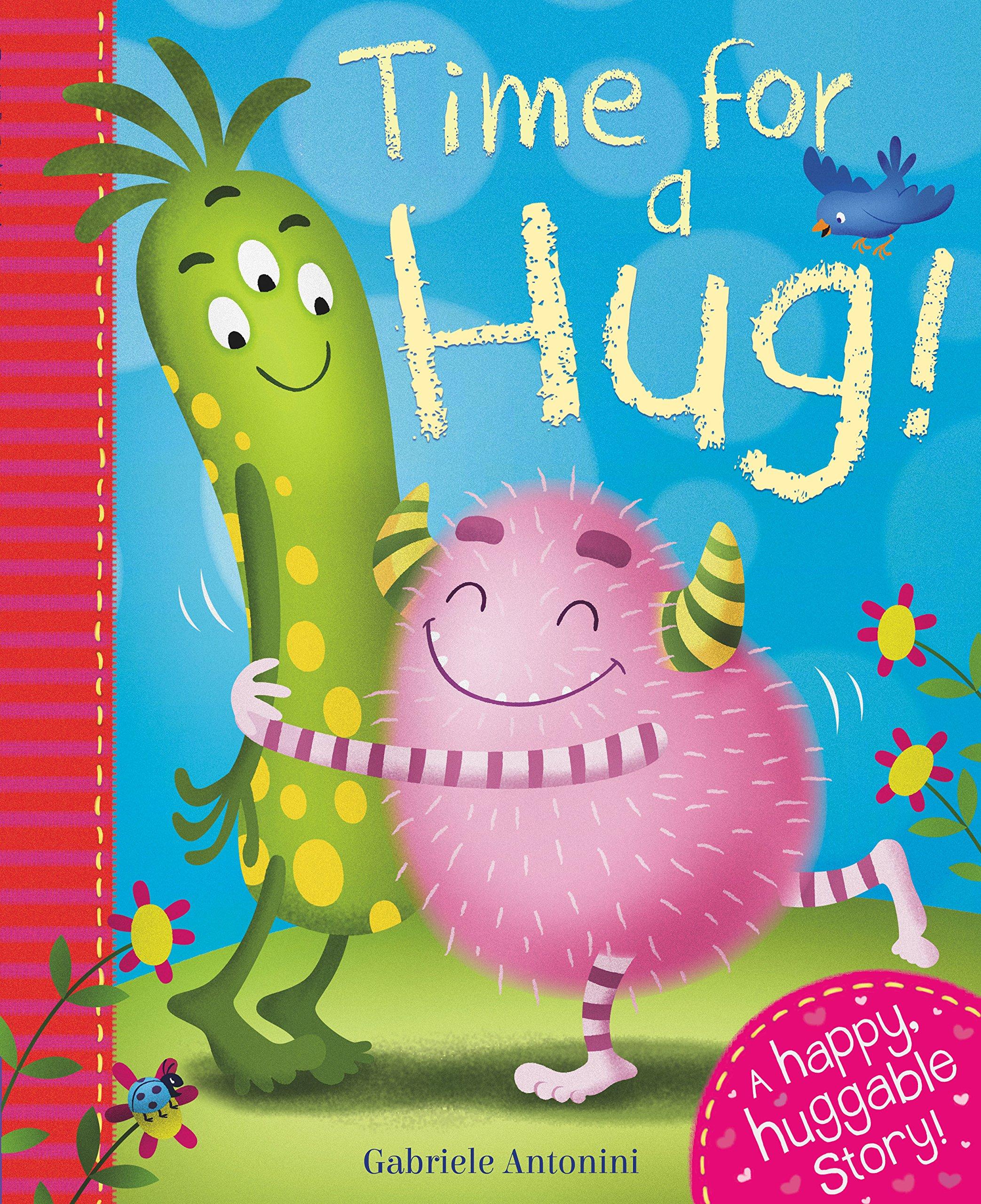 Download Time for a Hug (Picture Flats Portrait) pdf epub
