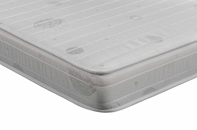 Colchón espuma HR, 150 x 190 x 16 cm, confort en dos caras, reversible, antiácaros - SmartCell (Otras medidas disponibles): Amazon.es: Hogar