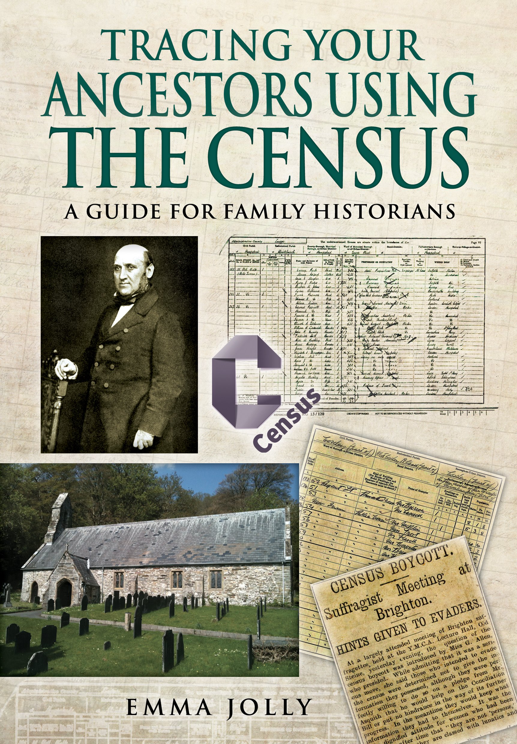 Download Tracing Your Ancestors Using the Census (Family History (Pen & Sword)) pdf