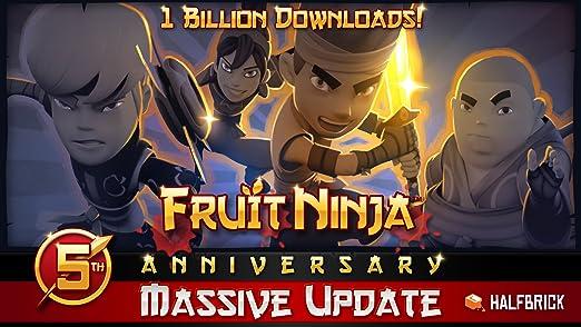 Amazon.com: Fruit Ninja Free: Appstore para Android