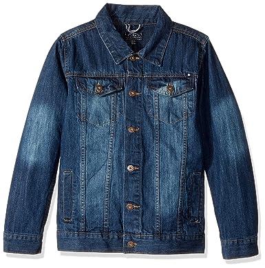 c2bffda2904a9 Amazon.com  Lucky Brand Boys  Lakewood Jean Jacket  Clothing