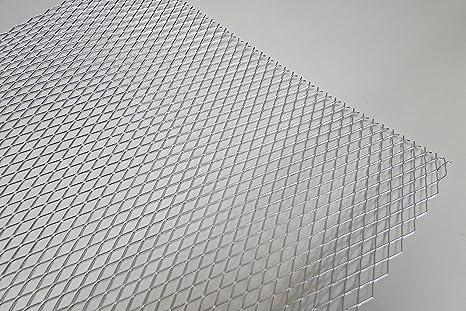 Renngitter Griglia in alluminio dimensioni 100 x 33 cm per corse
