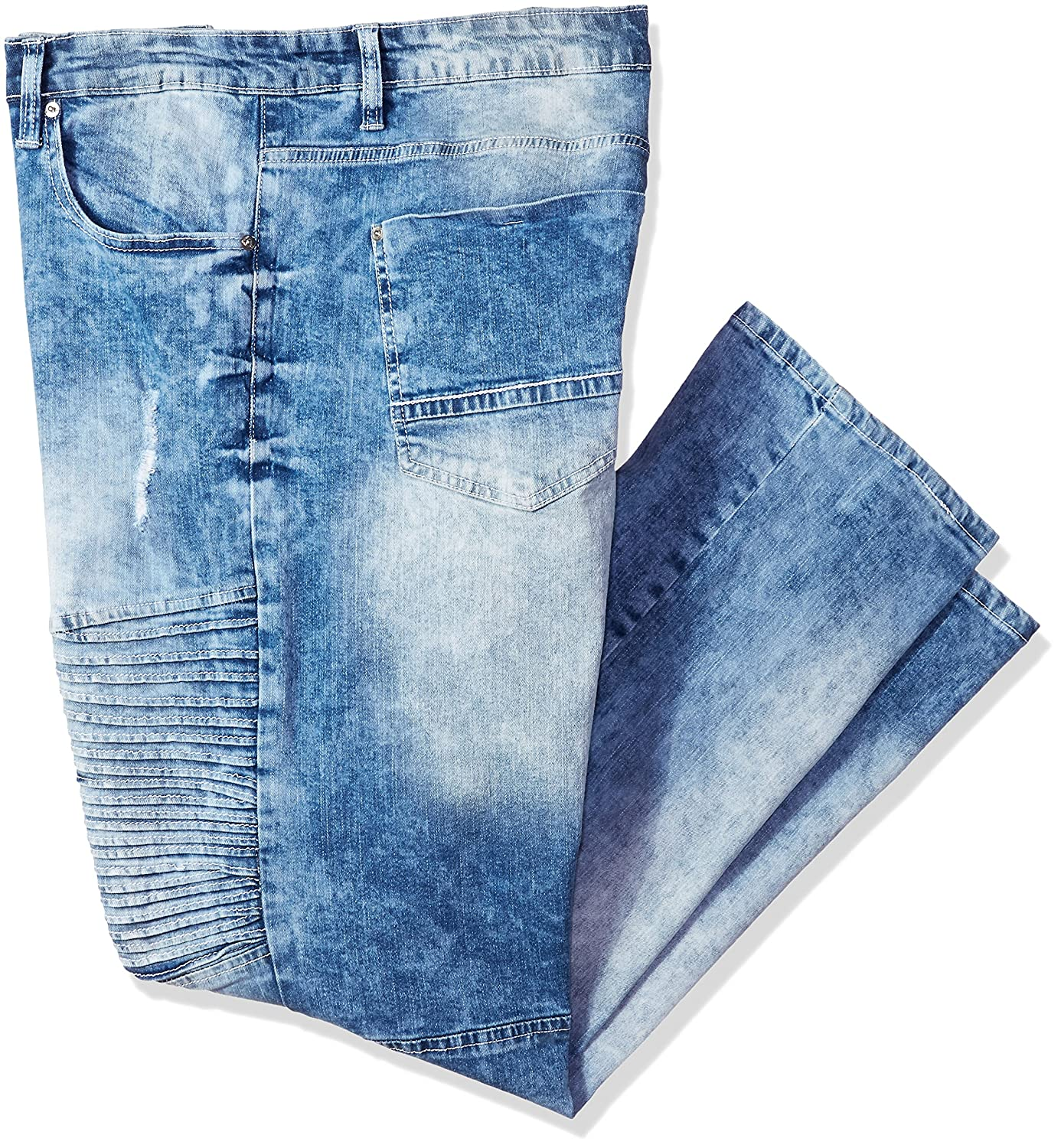 Moto biker details. Big and tall available. Show more. Slim straight  stretch ripped and repair fashion biker denim 8ce7b8f8a