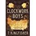 Clockwork Boys (Clocktaur War Book 1)