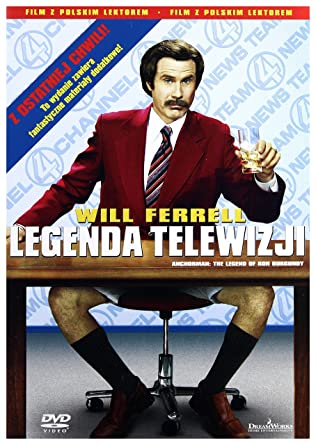 Anchorman: The Legend of Ron Burgundy DVD IMPORT No hay ...