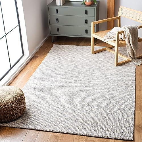 Safavieh Cotton Kilim Collection KLC222D Handmade Cotton Area Rug