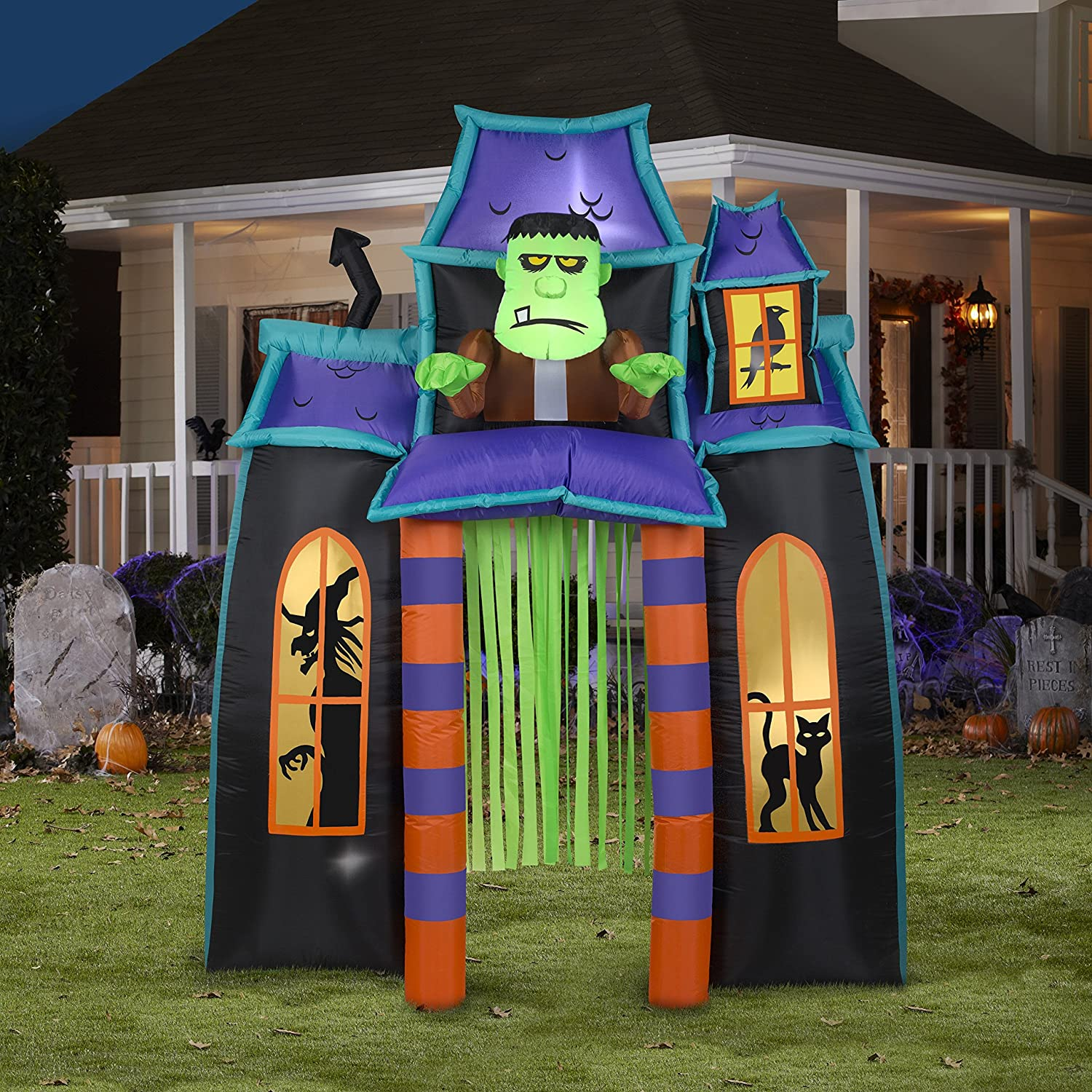Frankenstein Outdoor Inflatables