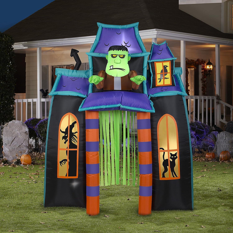 Amazon.com: Gemmy - Halloween hinchable con diseño de arco ...