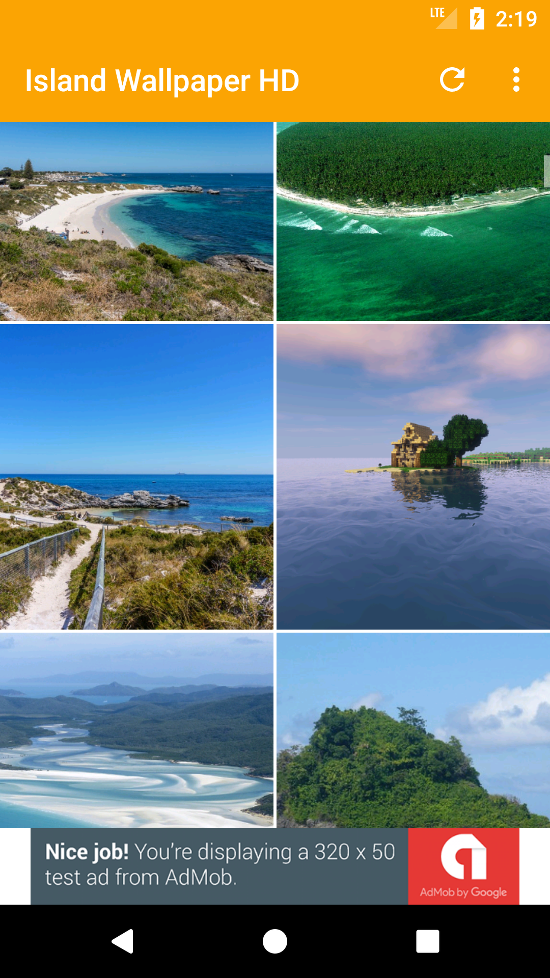 Island Wallpaper Hd Amazones Appstore Para Android