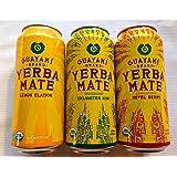 Guayaki Yerba Mate Variety - 3 Pack