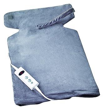 Promed Rücken - und Nackenheizkissen NRP - 2.4, Heizkissen für Rücken, Nacken, Schulter, Wärmekissen mit Abschaltautomatik wa