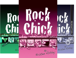 Rock Chick (8 Book Series) by  Kristen Ashley
