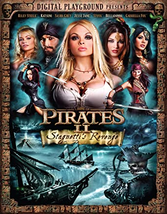 Stagnetti s revenge Pirates