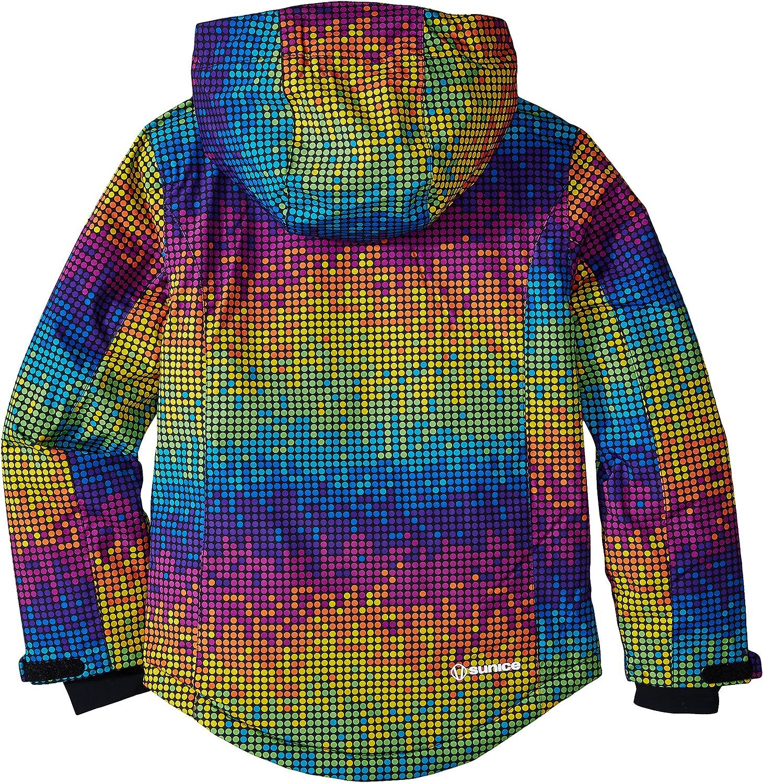 Sunice Girls Junior Naquita Technical Jacket