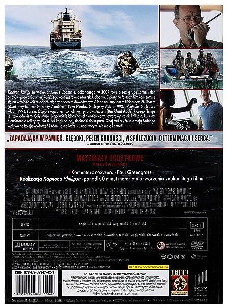 Amazon Com Captain Phillips Dvd English Audio English