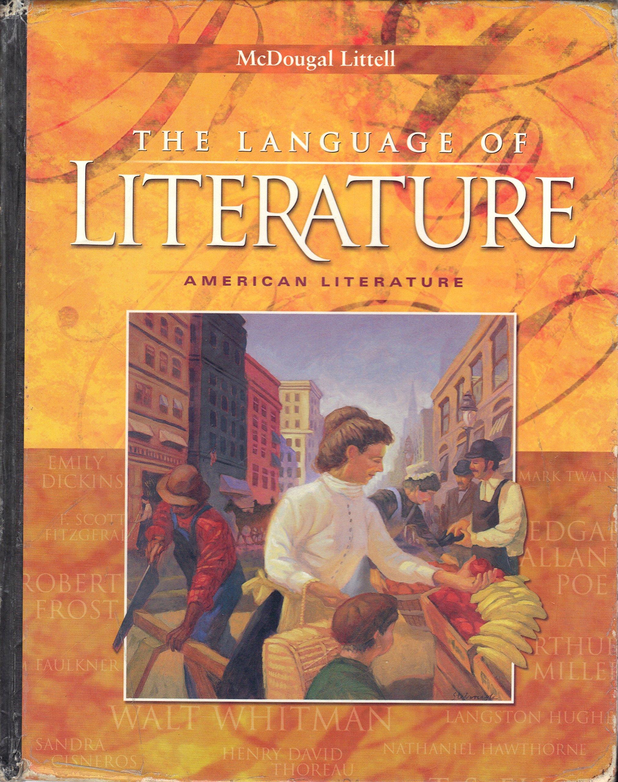 Download Language of Literature: American Literature pdf