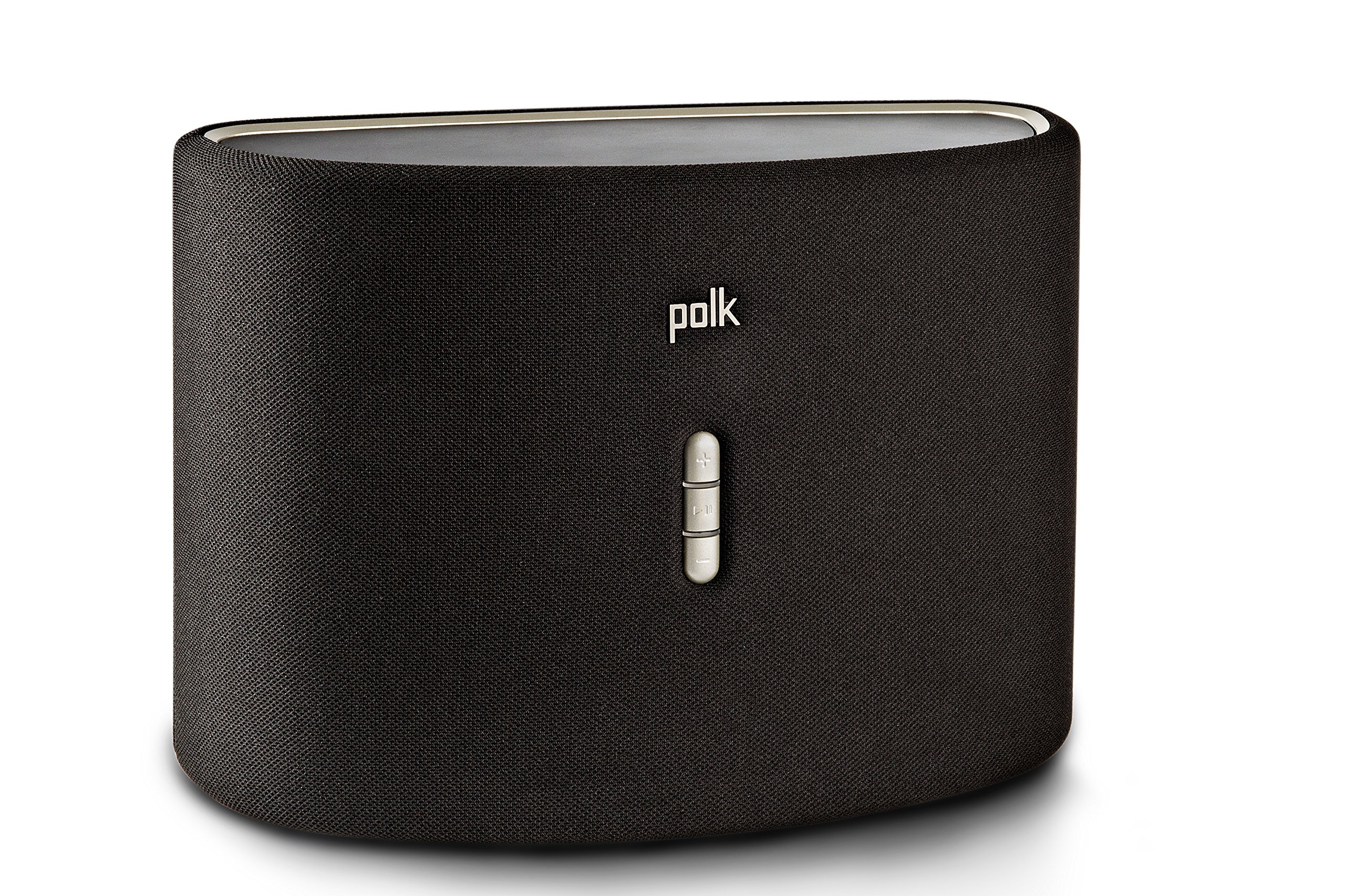 Polk Audio Omni S6 Wireless Wi-Fi Music Streaming Speaker with Play-Fi (Black) by Polk Audio