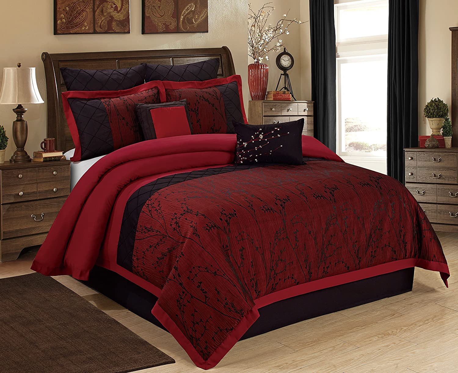 queen bed comforter king bedspread gray and white blue sheets red bedding size navy grey black set sets