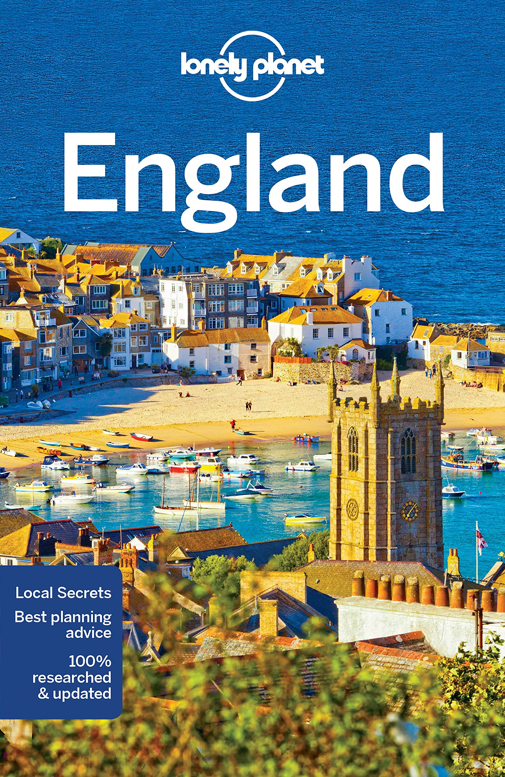 Lonely Planet England Travel Guide