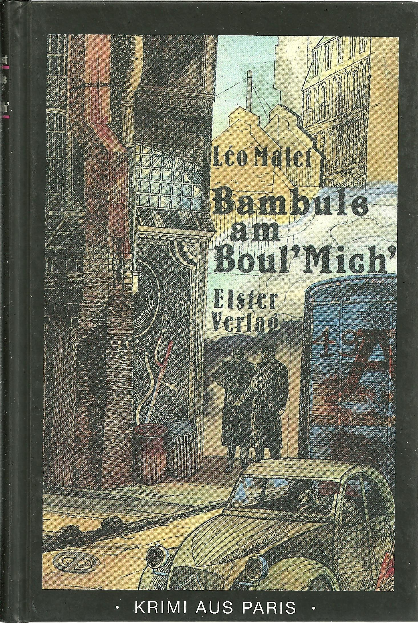 Bambule am Boul' Mich'. 5. Arrondissement